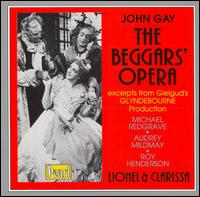 Gay: The Beggars' Opera [Excerpts] - Alys Brough (vocals); Audrey Mildmay (vocals); Bruce Flegg (vocals); Constance Willis (vocals); Ivan Samson (vocals);...