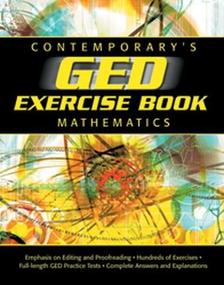 GED Exercise Book: Mathematics - Contemporary