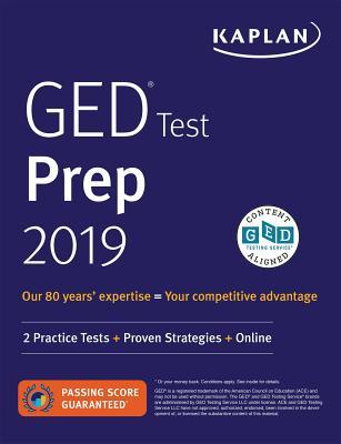GED Test Prep 2019: 2 Practice Tests + Proven Strategies - Van Slyke, Caren