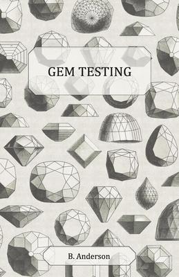 Gem Testing - Anderson, B