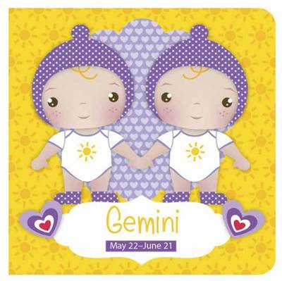 Gemini: May 22-June 21 - Takken, Sylvia (Illustrator)