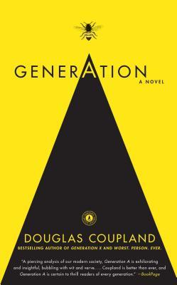 Generation A - Coupland, Douglas