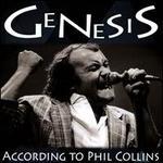 Genesis According to Phil Collins