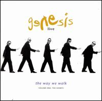 Genesis Live: The Way We Walk, Vol. 1 (The Shorts) - Genesis