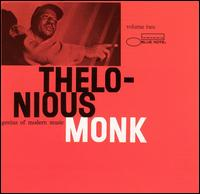 Genius of Modern Music, Vol. 2 [1989 Bonus Tracks] - Thelonious Monk