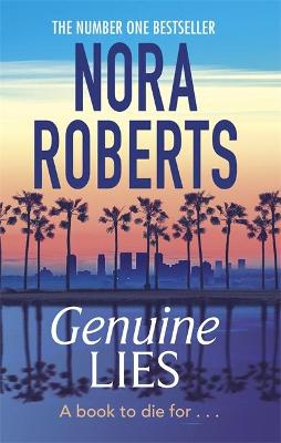 Genuine Lies - Roberts, Nora