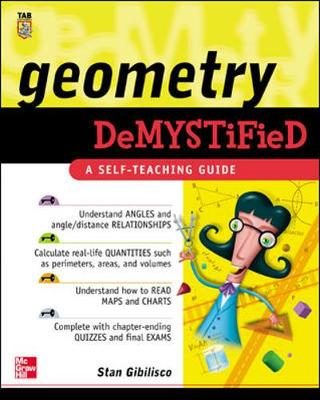Geometry Demystified - Gibilisco, Stan