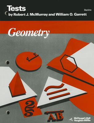 Geometry: Tests - McMurray, Robert J