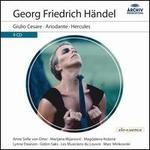 Georg Friedrich Händel: Giulio Cesare; Ariodante; Hercules