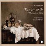 Georg Philip Telemann: Tafelmusik, Part 3