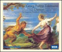 Georg Philipp Telemann: Damon - Ann Monoyios (soprano); Camille van Lunen (soprano); Carl-Christof Gebhardt (bass); Erik Biegel (tenor);...