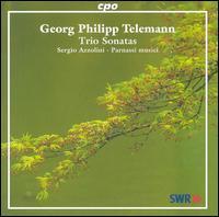 Georg Philipp Telemann: Trio Sonatas - Parnassi Musici; Sergio Azzolini (bassoon)