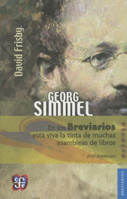 Georg Simmel - Frisby, David