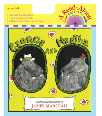 George and Martha - Marshall, James