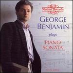 George Benjamin: Piano Sonata