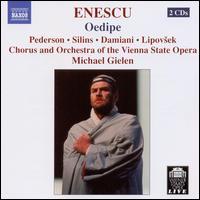 George Enescu: Oedipe - Davide Damiani (baritone); Egils Silins (bass); Goran Simic (bass); Josef Hopferweiser (tenor);...