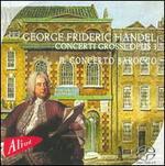 George Frederic Handel: Concerti Grossi, Op. 3