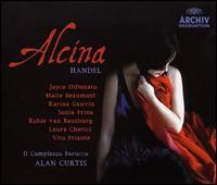 George Frideric Handel: Alcina - Joyce DiDonato (vocals); Karina Gauvin (vocals); Kobie van Rensburg (vocals); Laura Cherici (vocals);...