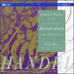 George Frideric Handel: Arias and Instrumental Music