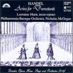 George Frideric Handel: Arias for Durastanti