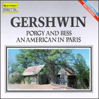 George Gershwin: Selections from the Opera Porgy and Bess/An American in Paris - Slovak Philharmonic Orchestra; Libor Pesek (conductor)