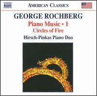George Rochberg: Piano Music, Vol. 1 - Evan Hirsch (piano); Hirsch-Pinkas Piano Duo; Sally Pinkas (piano)