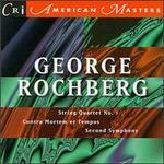 George Rochberg, Vol. 1 - Aeolian Quartet of Sarah Lawrence College; Andrew Jennings (violin); Concord String Quartet; John Kochanowski (viola);...