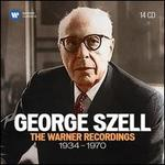 George Szell: The Warner Recordings, 1934-1970