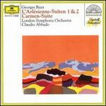 Georges Bizet: L'Arlésienne-Suiten 1 & 2; Carmen-Suite