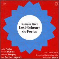 Georges Bizet: Les Pêcheurs de Perles - Cyrille Dubois (vocals); Florian Sempey (vocals); Julie Fuchs (vocals); Luc Bertin-Hugault (vocals);...