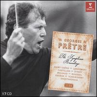 Georges Prêtre: The Symphonic Recordings - Aldo Ciccolini (piano); André Gantlez (horn); Christian Ferras (violin); Daniel Wayenberg (piano);...