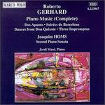 Gerhard: Complete Piano Music