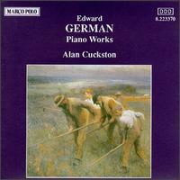 German: Piano Works - Alan Cuckston (piano)