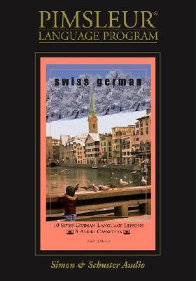 German (Swiss): 10 Lessons - Simon & Schuster Audio