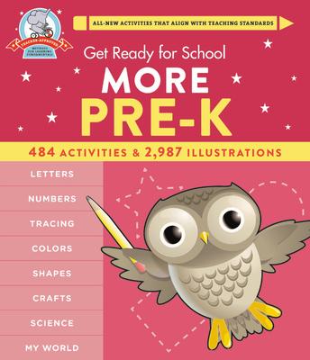 Get Ready for School: More Pre-K - Stella, Heather
