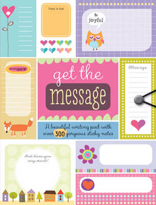 Get the Message Writing Pad -