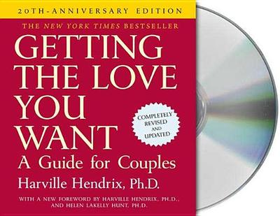 Getting the Love You Want: A Guide for Couples - Hendrix, Harville, PH D