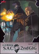 Ghost in the Shell: Stand Alone Complex - 2nd Gig, Vol. 7