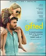 Gifted [Includes Digital Copy] [Blu-ray/DVD]