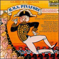 Gilbert & Sullivan: H.M.S. Pinafore - Donald Adams (vocals); Felicity Palmer (vocals); John King (vocals); Michael Schade (vocals); Philip Lloyd Evans (vocals);...