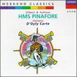 Gilbert & Sullivan: HMS Pinafore [Highlights] [1959 Recording]