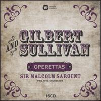 Gilbert & Sullivan Operettas - Alexander Young (tenor); April Cantelo (soprano); Bernard Turgeon (baritone); Charles Mackerras (candenza);...