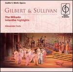 Gilbert & Sullivan: The Mikado (Complete); Iolanthe (Highlights) - Band of the Irish Guards; Clive Revill (baritone); Cynthia Morey (soprano); Denis Dowling (baritone); Dorothy Nash (soprano);...