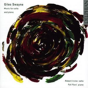 Giles Swayne: Music for cello & piano - Fali Pavri (piano); Robert Irvine (cello)