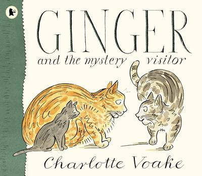 Ginger and the Mystery Visitor -