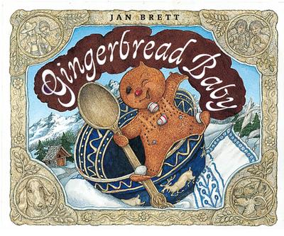 Gingerbread Baby - Brett, Jan