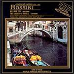 Gioacchino Rossini: William Tell Overture; The Barber of Seville Overture