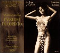 Gioachino Rossini: L'Assedio di Corinto - Beverly Sills (vocals); Franco Bonisolli (vocals); Giovanni Foiani (vocals); Justino Diaz (vocals); Marilyn Horne (vocals);...