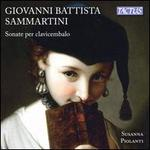 Giovanni Battista Sammartini: Sonate per clavicembalo