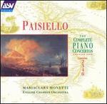 Giovanni Paisiello: Piano Concertos Nos. 2, 3, 4, 6